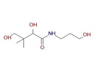 Panthenol, DL-form