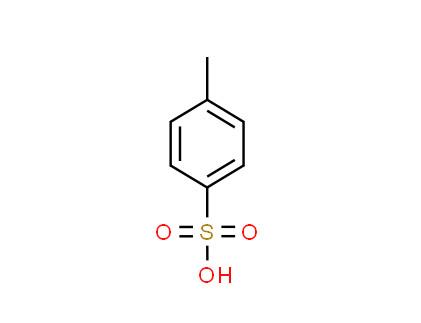 Toluene-4-sulphonic acid solution