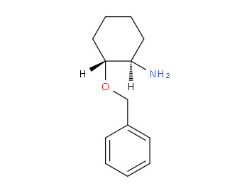 (1R-trans)-2-(Phenylmethoxy)cyclohexaneamine