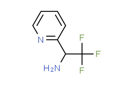 (2,2,2-Trifluoro-1-pyridin-2-ylethyl)amine dihydrochloride