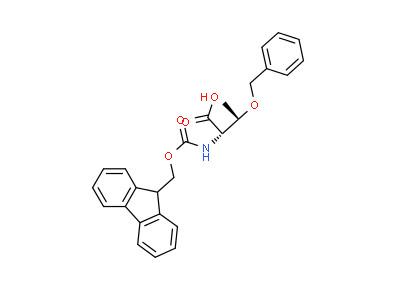 (2S,3R)-2-(9H-fluoren-9-ylmethoxycarbonylamino)-3-phenylmethoxybutanoic acid