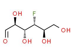 (2S,3R,4R,5R)-4-fluoro-2,3,5,6-tetrahydroxyhexanal