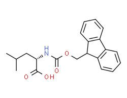 (2S)-2-(9H-fluoren-9-ylmethoxycarbonylamino)-4-methylpentanoic acid