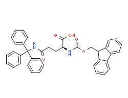 (2S)-2-(9H-fluoren-9-ylmethoxycarbonylamino)-5-oxo-5-(tritylamino)pentanoic acid