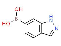 1H-Indazole-6-boronic Acid