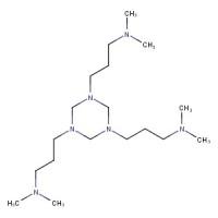 1,3,5-Tris[3-(dimethylamino)propyl]hexahydro1,3,5-triazine