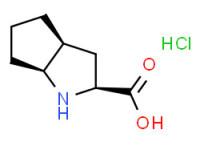 (+/-)-Octahydrocyclopenta[b]pyrrole-2-carboxylic acid hydrochloride