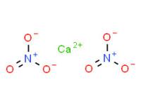 calcium nitrate krist.