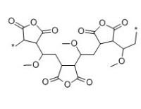 2,5-Furandione, polymer with methoxyethene