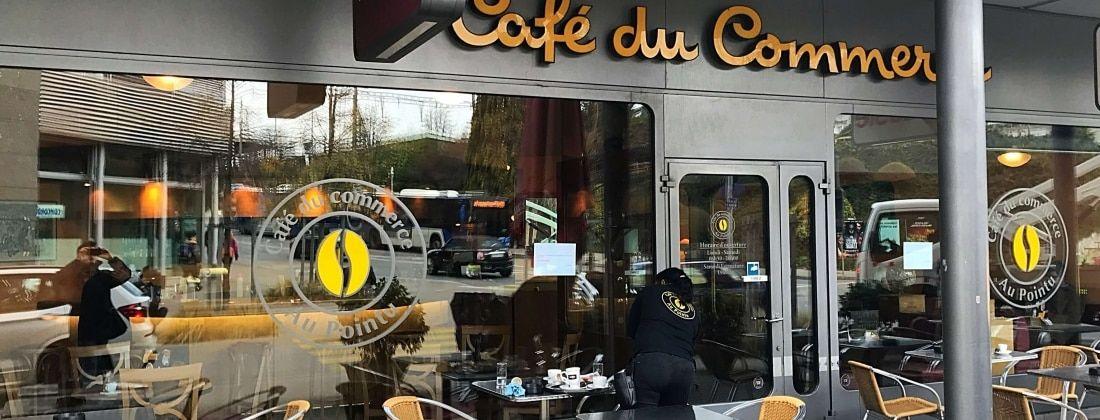CAFÈ DU COMMERCE – NYON (SVIZZERA)
