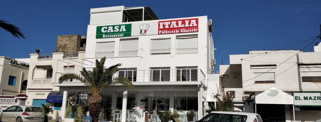 CASA ITALIA – LA MARSA (TUNISIA)