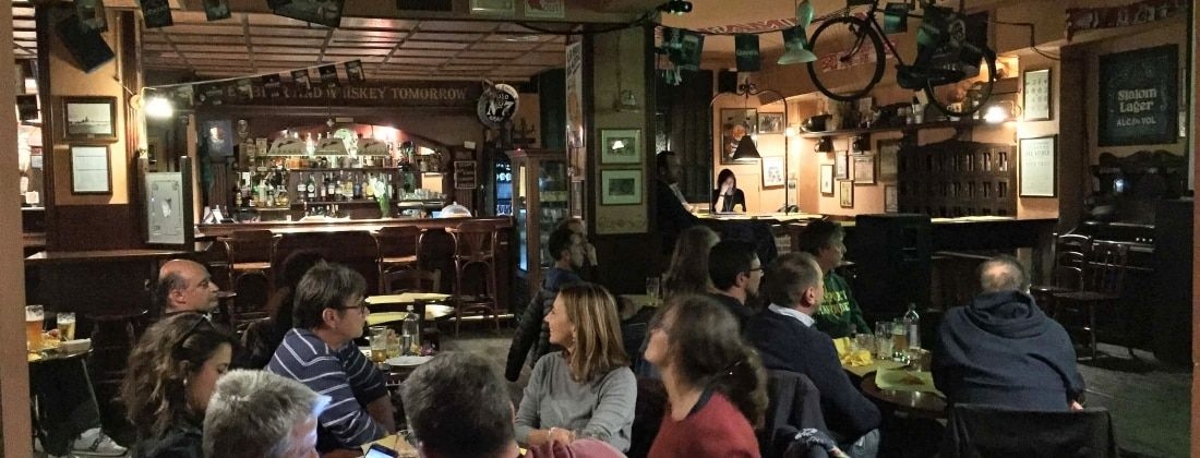 DONEGAL IRISH PUB – ANCONA