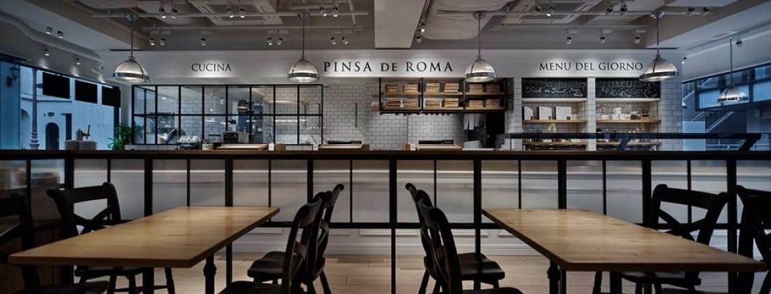 PINSA DE ROMA – TOKIO