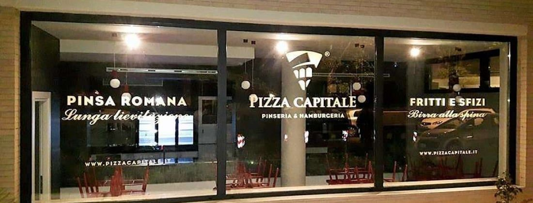 PIZZA CAPITALE – ROMA