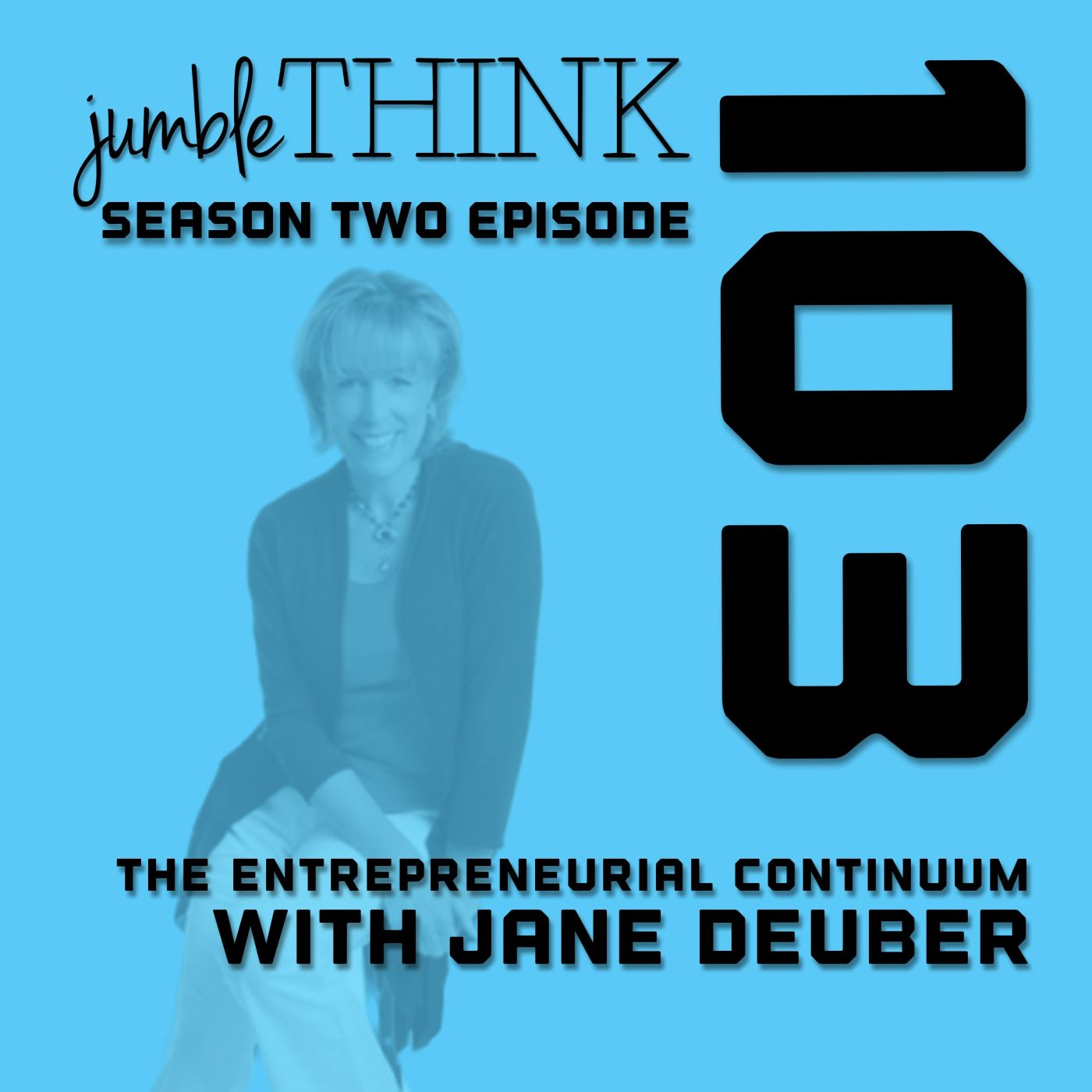 The Entrepreneurial Continuum with Jane Deuber