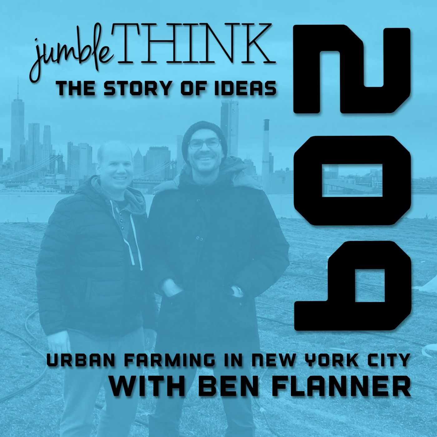 Urban Farming in New York City with Ben Flanner
