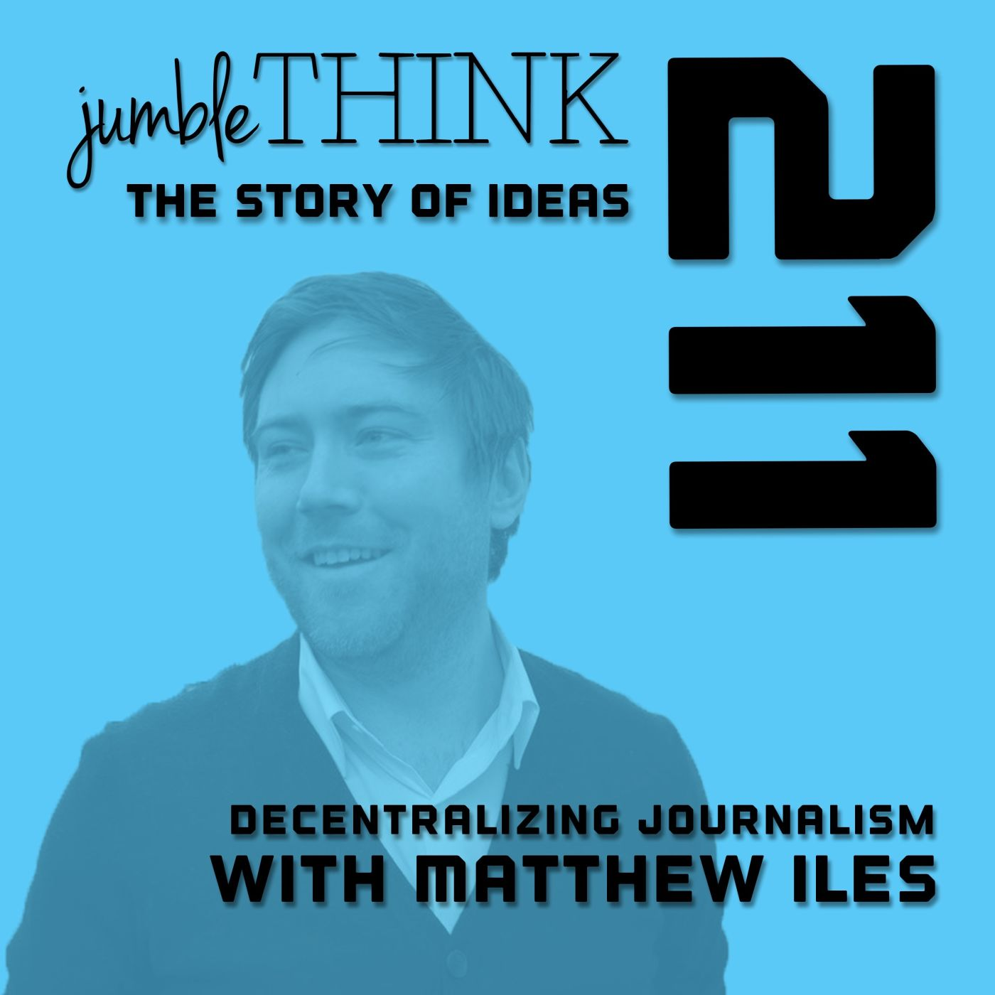 Decentralizing Journalism with Matthew Iles