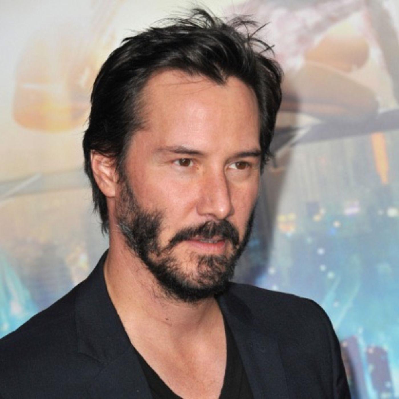 Keanu Reeves - Portrait