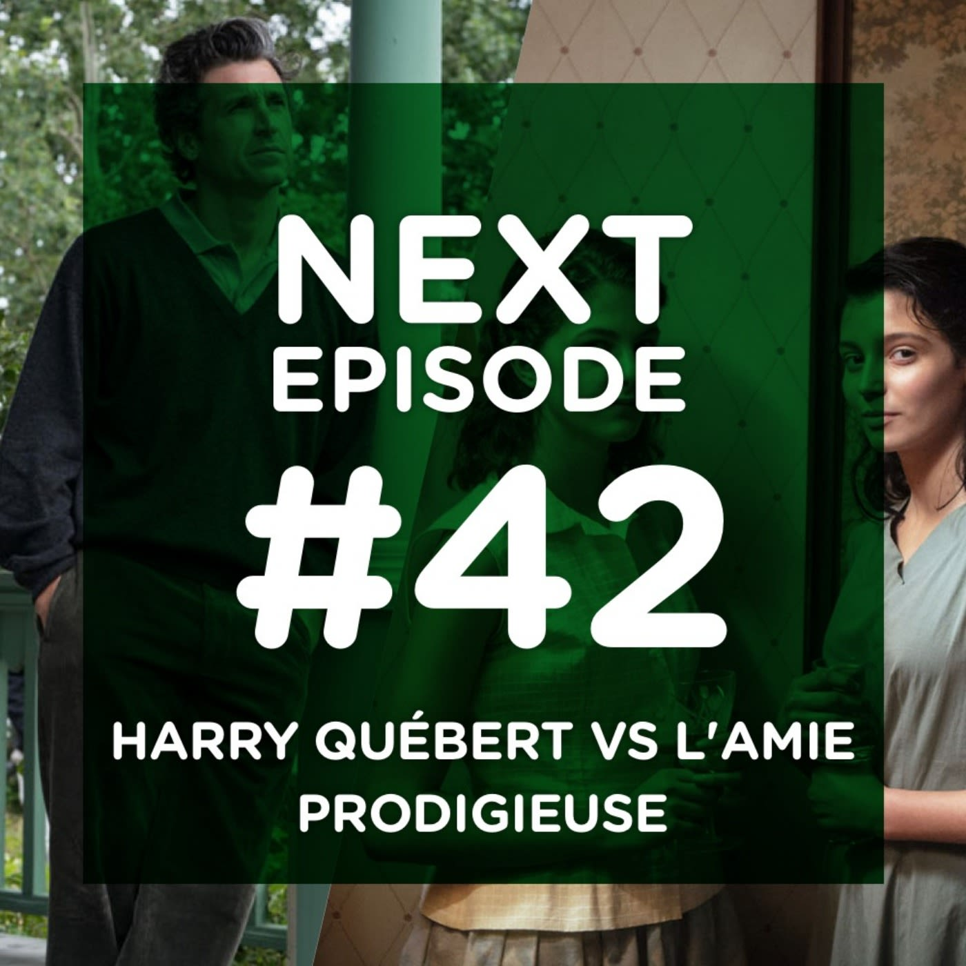 Le match des best-sellers, Harry Québert vs L'amie prodigieuse