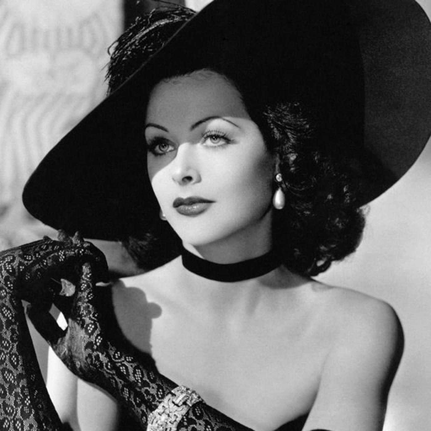 """#24 - Ecstasy, inventions et nudité... l'histoire de """"la plus belle femme du monde"""" : Hedy Lamarr"""
