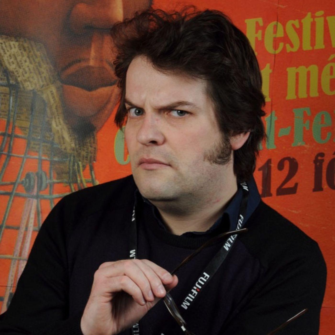 """#24 - Interview de Nicolas Lasnibat, le cinéaste chilien à l'origine de """"La biographie inventée"""""""
