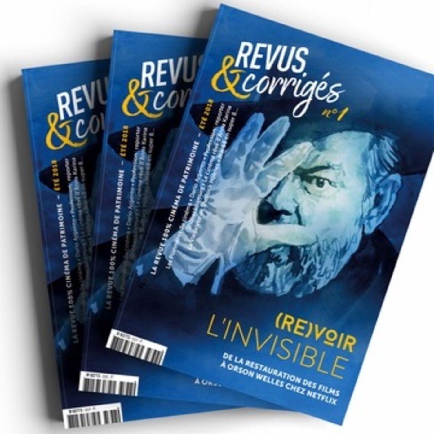 """#23 - Avec les fondateurs de """"Revus & Corrigés"""", votre lecture de cet été et de cette année !"""