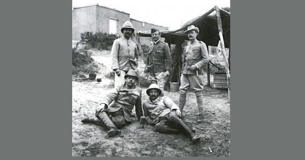 Kipling, Kingsley and Conan Doyle in the Boer War