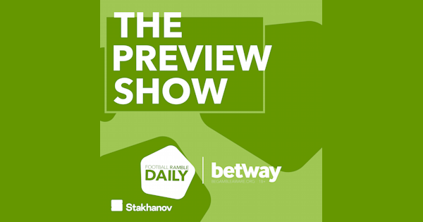 The Preview Show: Man City's corridor of applause, Sheffield United get a needed win, and World Cup 2018 relived