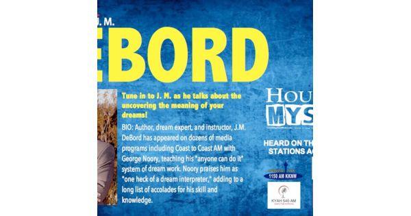 Dreams Report - JM Debord #1 Shared Dreams - House of