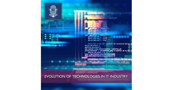 Evolution of Technologies in IT Industry - Frost & Sullivan Podcasts