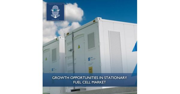Growth Opportunities in Stationary Fuel Cell Market - Frost