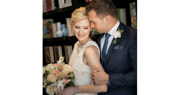 Ashley Brooke & Ryan Chambers - XOXO by The Knot | Pippa for podcasts