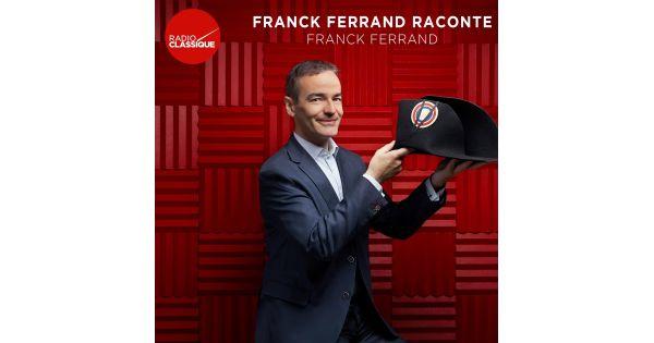 Franck Ferrand raconte - cover