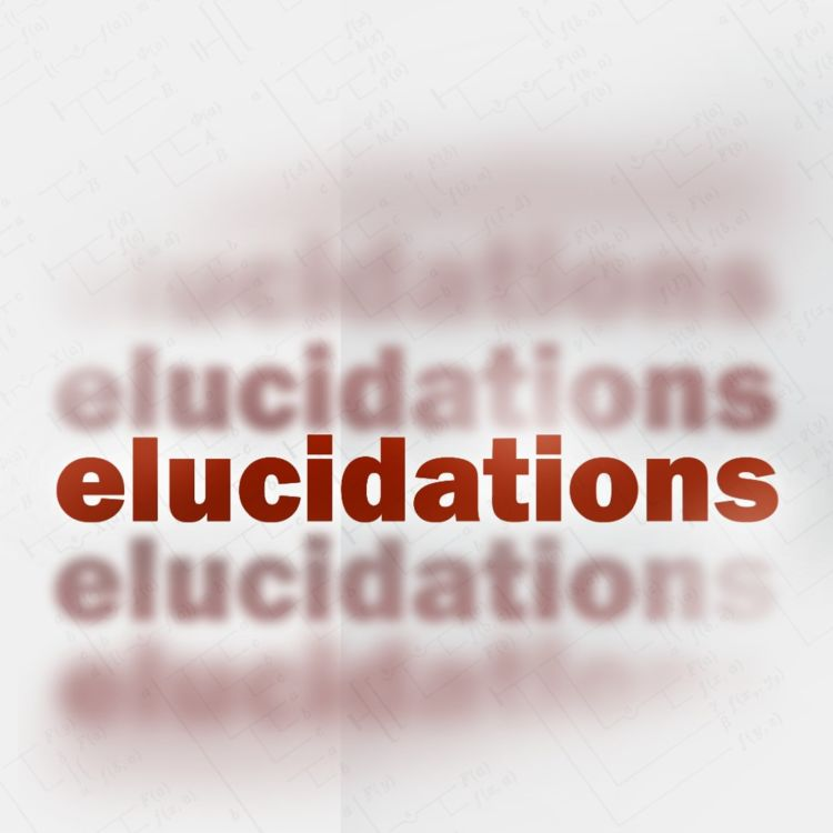 cover art for Elucidations Episode 124: Graham Priest discusses Buddhist political philosophy
