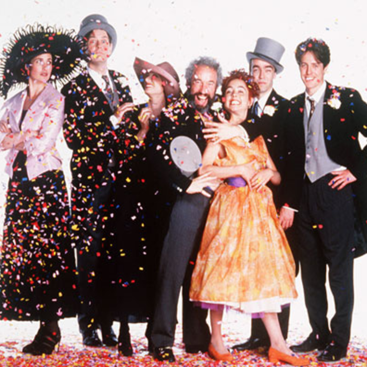 Four Weddings And A Funeral 1994 Giant Geek Vs Mega N00b Acast