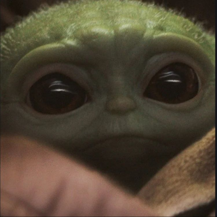 cover art for All In On Baby Yoda