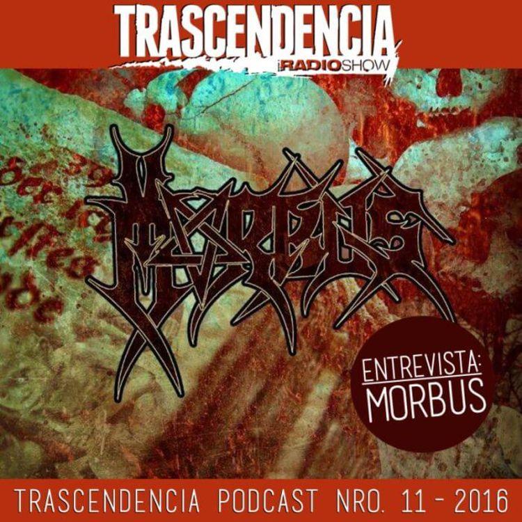 cover art for Entrevista a los death metaleros venezolanos MORBUS