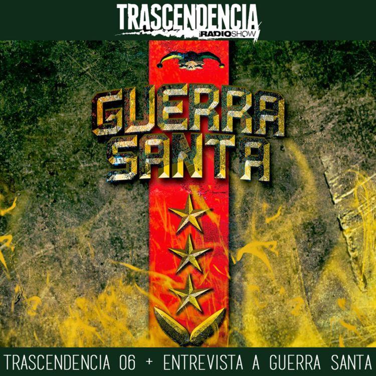cover art for Entrevista a GUERRA SANTA!