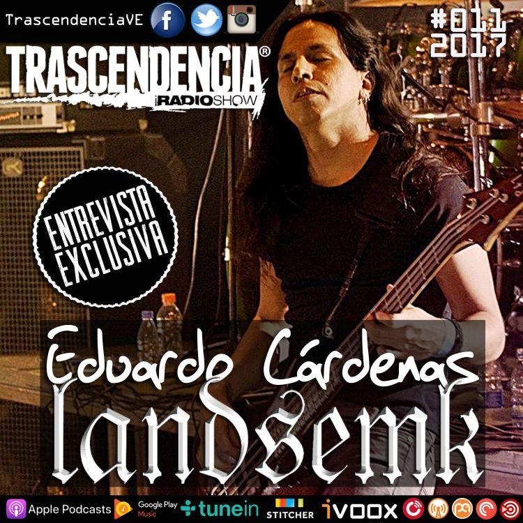 cover art for ENTREVISTA Eduardo Cárdenas (LANDSEMK)