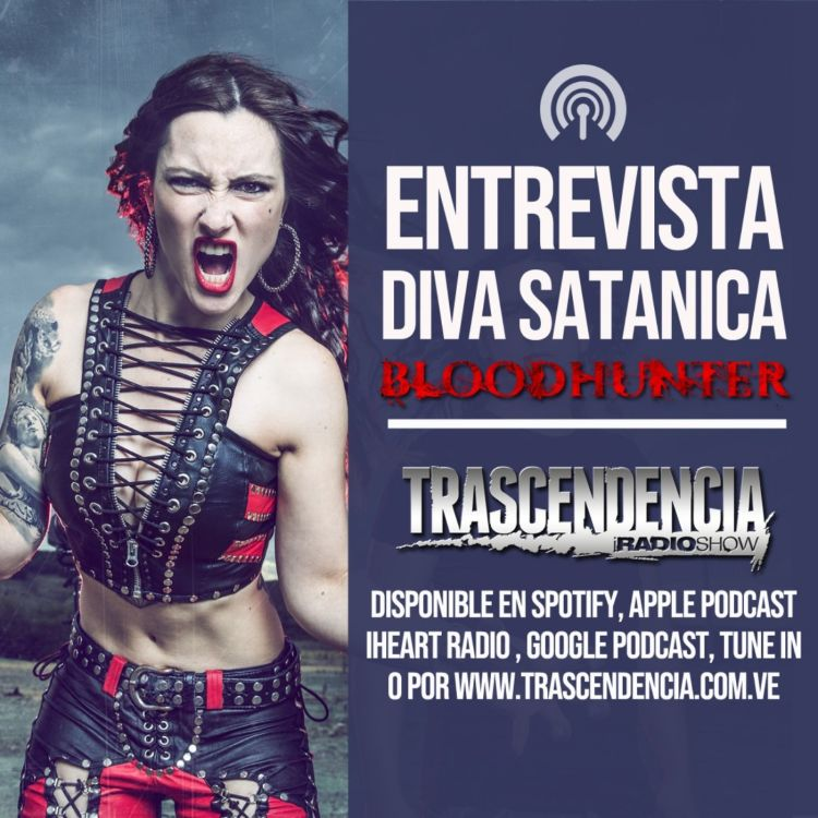 cover art for Diva Satánica nos presenta lo nuevo de BLOODHUNTER