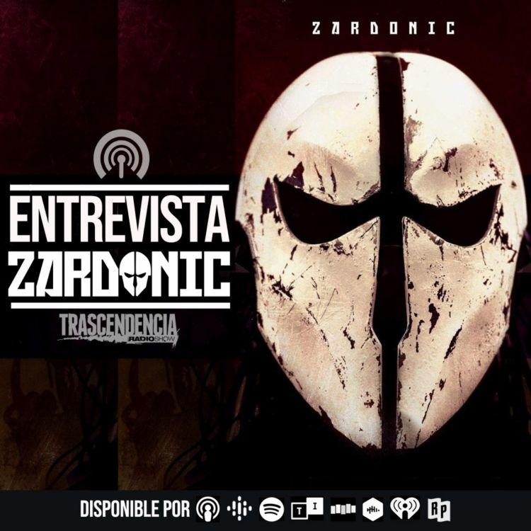 cover art for Conversamos largo y tendido con ZARDONIC