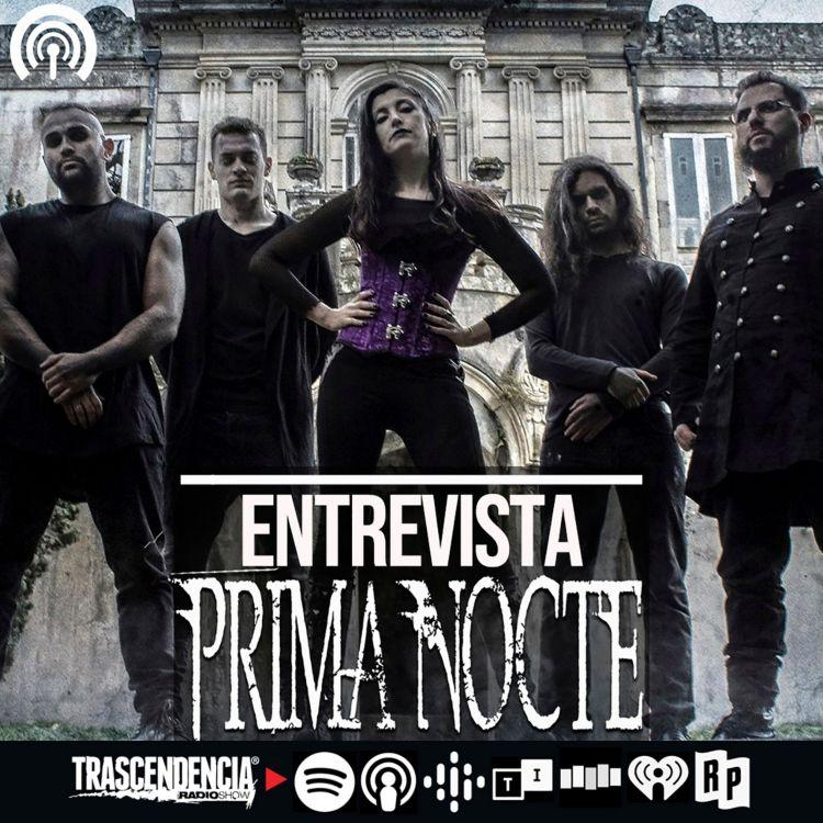 cover art for PRIMA NOCTE nos presenta su nuevo álbum!