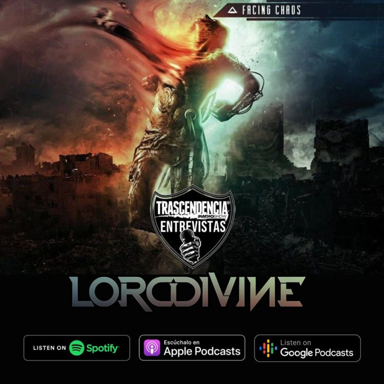 cover art for Entrevista a los argentinos LORD DIVINE!