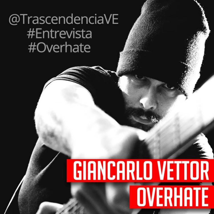 cover art for Entrevista a OVERHATE