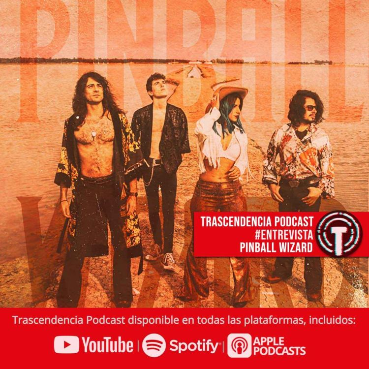 cover art for PINBALL WIZARD se hace presente en nuestro podcast!