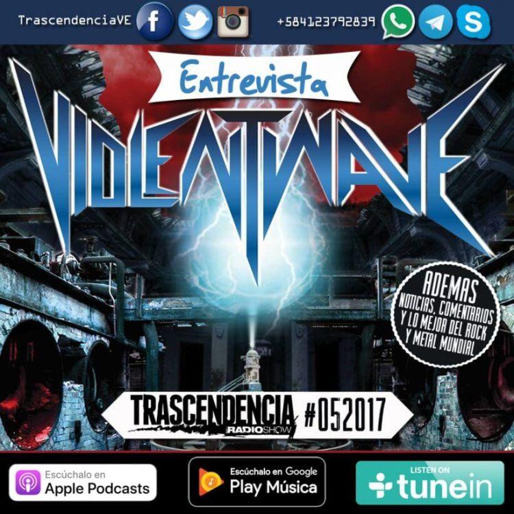 cover art for Conversamos con VIOLENT WAVE, thrash metal venezolano!