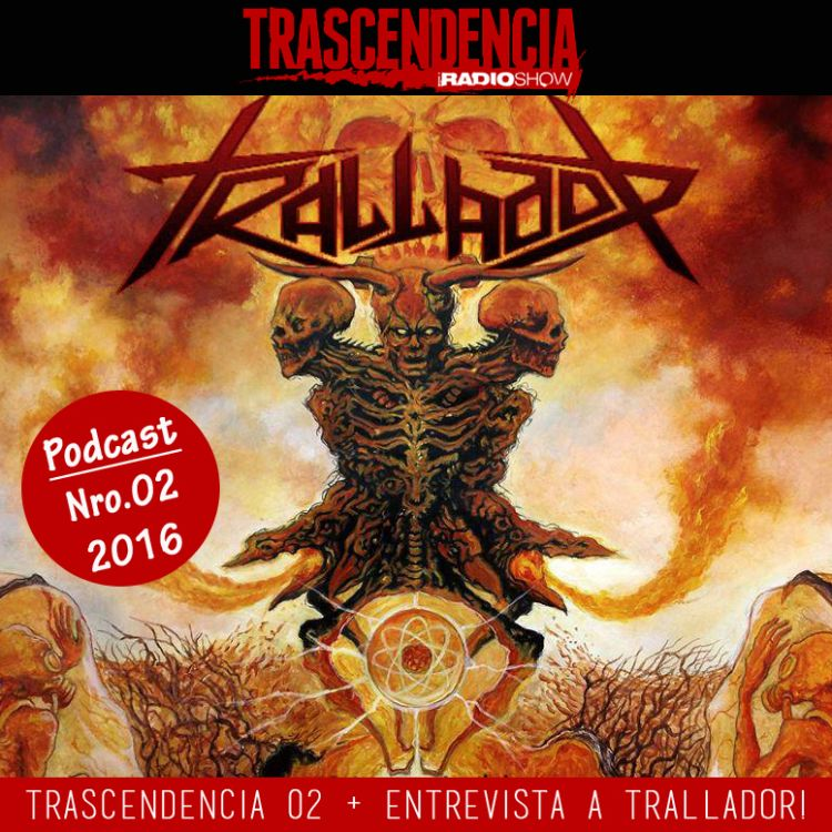 cover art for Entrevista a TRALLADOR!