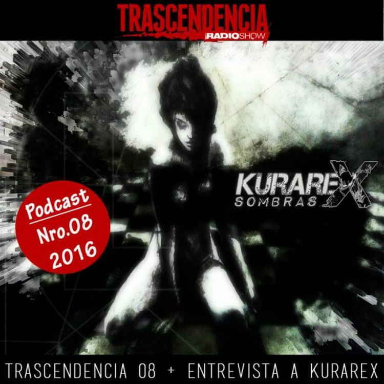 cover art for Entrevista a KURAREX, heavy metal venezolano!