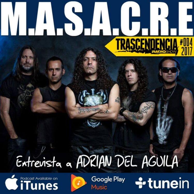cover art for Entrevista a Adrián de Águila (M.A.S.A.C.R.E)