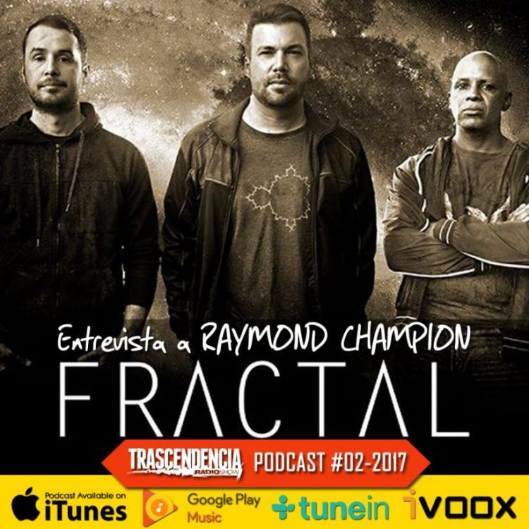cover art for Entrevista a RAYMOND CHAMPION (Fractal)